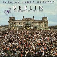 Berlin CD cover