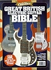 Great British Electric Guitar Bible, 1992, cover