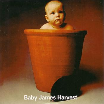 Baby James Harvest LP cover