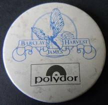 Polydor promo badge