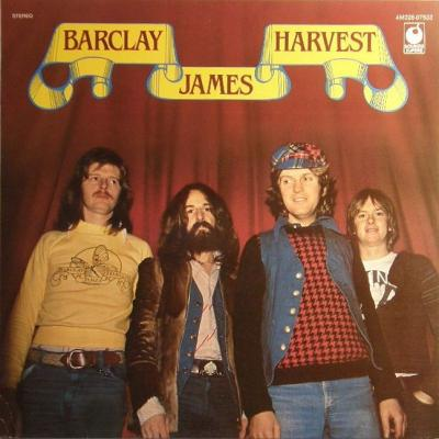 Belgian 'Barclay James Harvest' compilation LP sleeve
