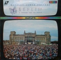 Berlin Laservision disc