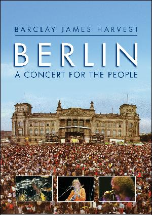 Berlin - A Concert For The People DVD cover