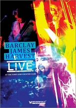 Live at The Town and Country Club DVD cover
