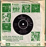 Barclay James Harvest - Mr Sunshine UK issue, B side (click for larger picture)