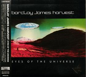 Eyes Of The Universe Japanese CD