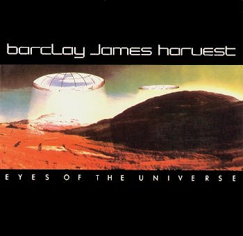 Eyes Of The Universe album cover