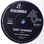 Flying Circus 45 label