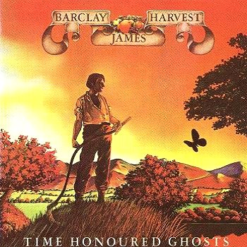 Time Honoured Ghosts album cover