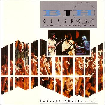 Glasnost album cover