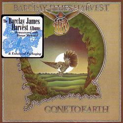 Gone To Earth remastered CD