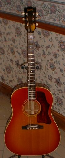 Gibson J45 acoustic