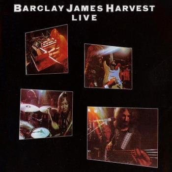 Barclay James Harvest Live LP cover