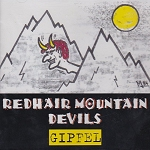 Redhair Mountain Devils - Gipfel CD cover