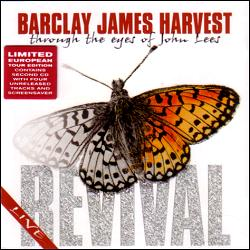 Revival Live limited Tour Edition CD cover