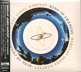 Ring Of Changes Japanese CD