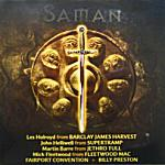 Saman promo CD single from Excalibur III: The Origins