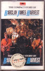 Thai 'Compact Story Of Barclay James Harvest' cassette