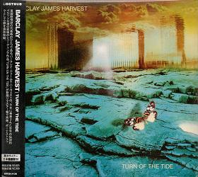 Turn Of The Tide Japanese CD