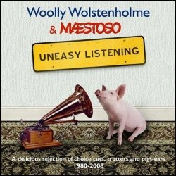 Uneasy Listening CD cover