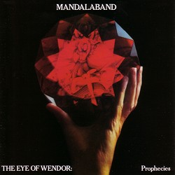 Mandalaband - Eye Of Wendor CD artwork